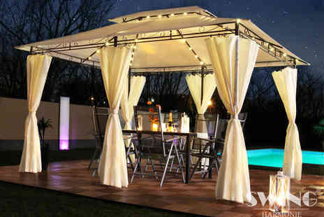EveMotion GmbH - Led garden gazebo - Save 62%