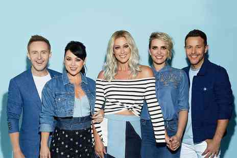 Kew The Music - Ticket to Steps live - Save 55%