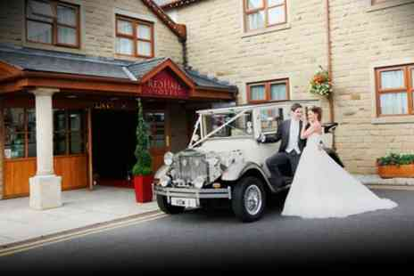 The Red Hall Hotel - Wedding Package for 50 Daytime and 50 Evening Guests - Save 67%
