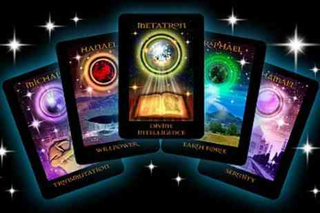 Karen Medium - Three card email clairvoyant tarot card reading or in depth clairvoyant mediumship reading via email - Save 60%