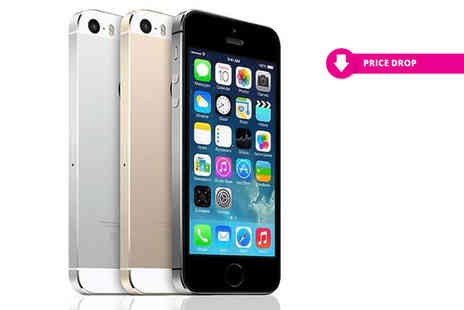 Renew Electronics - Refurbished 16GB iPhone 5s or 32GB iPhone 5s select from three colours - Save 55%