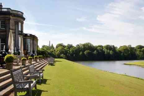 Wynyard Hall - Garden entry with lunch & hot drinks for 2 - Save 54%
