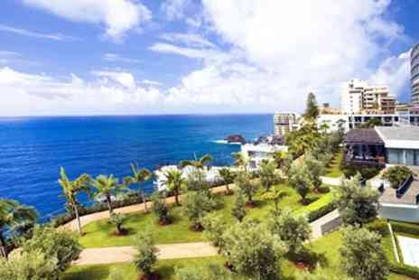 Inspired Luxury Escapes - Five star Madeira escape with dine around meals & spa - Save 0%