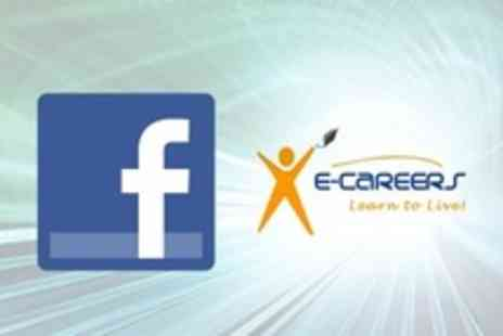 e Careers.com - Facebook and Social Media Training Package - Save 84%