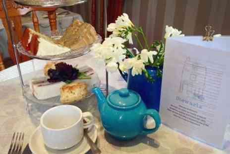 Stewarts - Afternoon Tea for Two or Four - Save 47%
