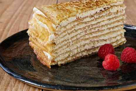 Pancs - Pancake and Drink for One, Two or Four - Save 55%