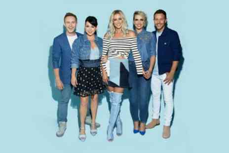Live Nation HQ - One standing ticket to see Steps on 18 July - Save 0%