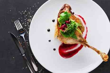 The Mulberry Tree - Michelin listed 2 course meal & coffee for 2 - Save 33%