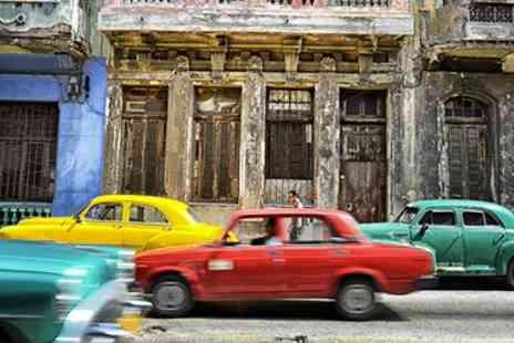 STA Travel - Seven night Cuba tour including meals & excursions - Save 0%