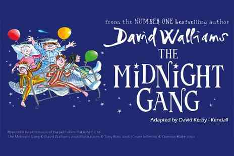 Heartbreak Productions - Two tickets to an outdoor theatre production of The Midnight Gang - Save 31%
