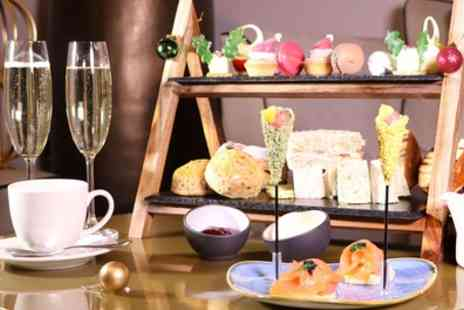 Park Regis Birmingham - Classic or Champagne Afternoon Tea for Two or Four - Save 50%