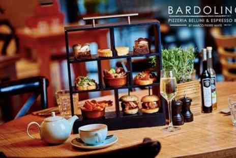 Bardolino - Afternoon Tea with Glass of Prosecco for Two - Save 44%