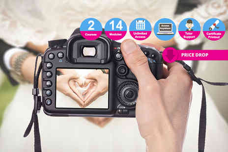 Skill Success - Online wedding photography and videography courses - Save 95%