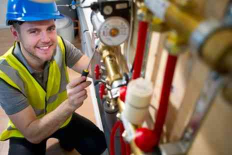 C Anderson & Sons - Full Boiler Service and Inspection - Save 61%