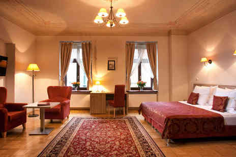 Hotel Santi - Four Star 18th Century Town House Stay For Two - Save 64%