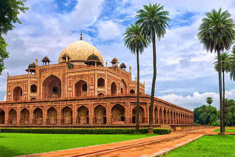 Golden Triangle Tour - Enchanting Tour Across Indias Highlights - Save 0%