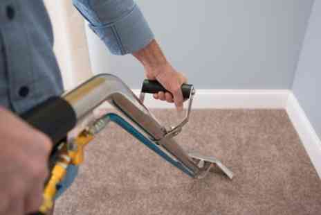 Optimal Cleaners - Carpet Cleaning Service for Up to Four Rooms and Hallway or Stairs - Save 0%