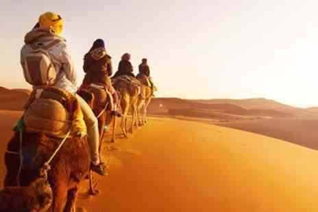 Exoticca - Seven night Morocco tour including flights & excursions - Save 0%