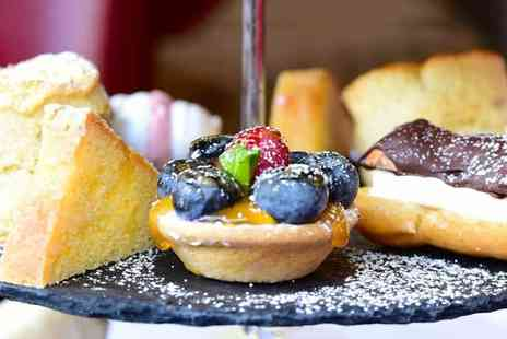 Donington Manor Hotel - Afternoon tea for two or include a glass of Prosecco each - Save 53%
