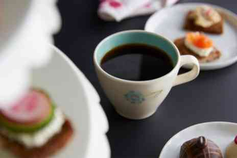 Coffee Factory Diner - Traditional or Chocolate Afternoon Tea for Two or Four - Save 31%