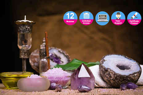 Skill Success - Crystal therapy healing course - Save 91%