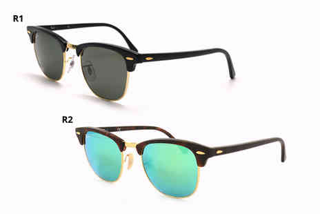 Direct E Trade - Pair of Ray Ban sunglasses - Save 47%
