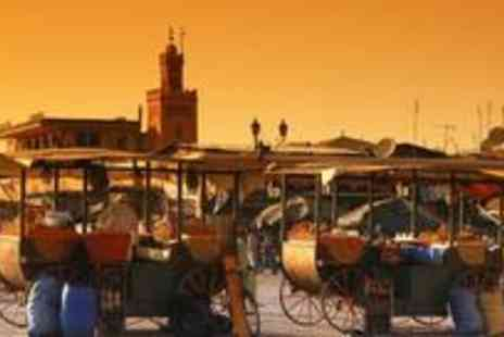 Riad Zayane Atlas - Three night stay for two in Marrakech including breakfast - Save 0%