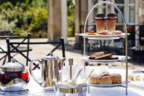 Handpicked Hotels - Afternoon tea & bubbly for 2 at Sussex mansion - Save 35%