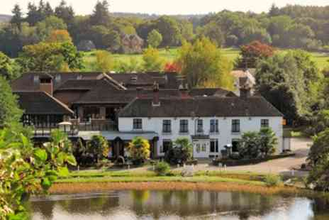 Frensham Pond Country House Hotel - Half day spa access including lunch & prosecco - Save 57%