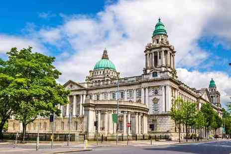 Great Pacific Travels - Four or six night Dublin and Belfast getaway with return flights and train transfer - Save 35%