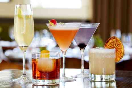 Pilgrim Bar - Two Cocktails for Two, or Four Cocktails for Four with Nachos Sharing Platter  - Save 53%