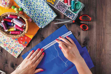 Blue Mountain - Online sewing essentials course - Save 95%