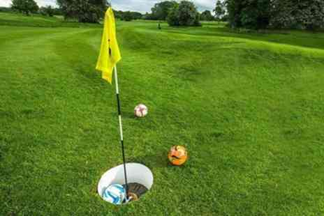 FootGolf Chester - Round of Footgolf for Up to Eight - Save 50%