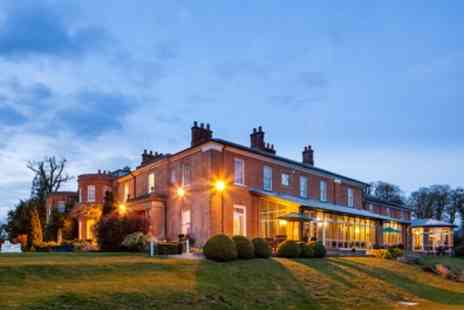 Mercure Newbury Elcot Park - Traditional Afternoon Tea for Two or Four - Save 35%