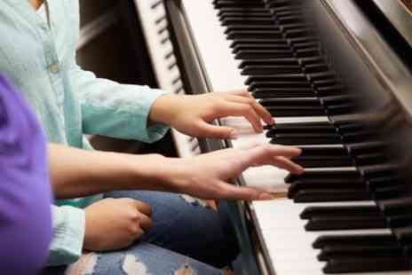 Tutoring Clinic - Up to Eight Hours of Individual Piano Classes or Four Hours of Group Piano Classes - Save 48%