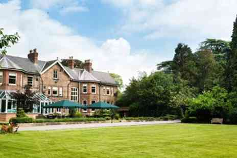 Best Western Burn Hall Hotel - Two night North Yorkshire getaway including cream tea - Save 53%
