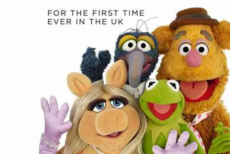 AEG Presents - Ticket to The Muppets Live - Save 70%