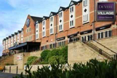 Village Hotel - In Greater Manchester Two Night Stay For Two With Three Course Meal and Breakfast - Save 20%