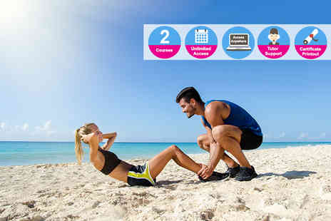 Skill Success - Online weight loss or six pack abs courses - Save 95%