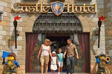 Holiday Extras - Legoland Castle Hotel Holidays Make Awesome Memories with New Special Prices this June - Save 0%
