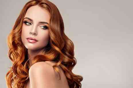 Ioannas Creative Hair and Extensions - Wash, cut and blow dry with a full head of colour - Save 75%