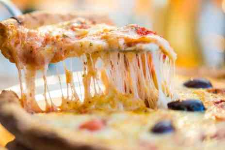 The Loft 89 - Pizza and Cocktails for Two or Four - Save 43%