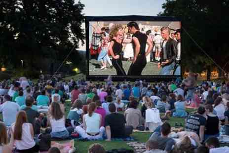 Neighbourhood Cinema - Ticket to Neighbourhood Cinema on 22 to 25 August - Save 22%