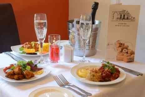 The Ballroom - Two Course Indian Meal with a Glass of Prosecco for Two or Four - Save 55%