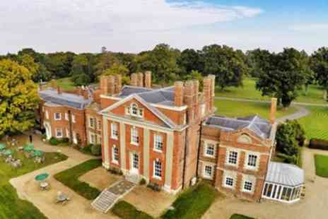Warbrook House - Afternoon tea & bubbly for 2 at Hampshire mansion - Save 44%