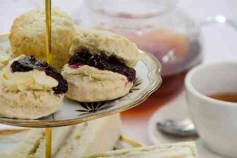Sixty Degrees - Traditional or Sparkling Afternoon Tea for Two or Four - Save 43%