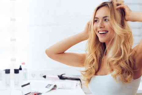 Hair by Ashley - Wash, Cut and Blow Dry with Optional Conditioning Treatment - Save 43%