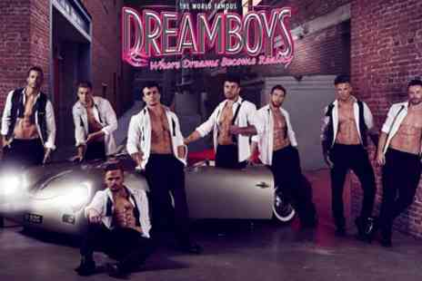 The Dreamboys - One ticket to The Dreamboys Show with a cocktail and nightclub entry - Save 40%