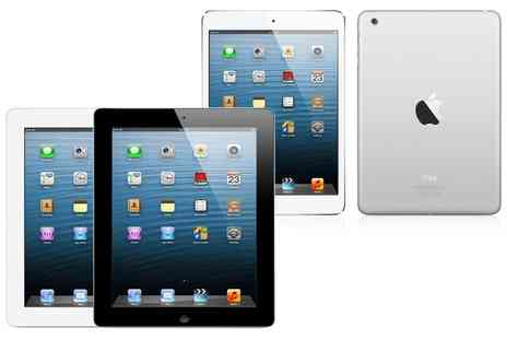 Computer Remarketing Services - Refurbished Apple iPad 4 16GB Wi-Fi 4G Choose Good With Free Delivery - Save 0%