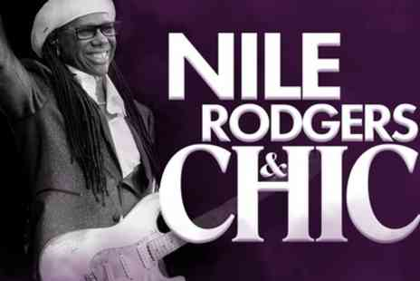 Live Nation HQ - Nile Rodgers and Chic on 6 July - Save 50%